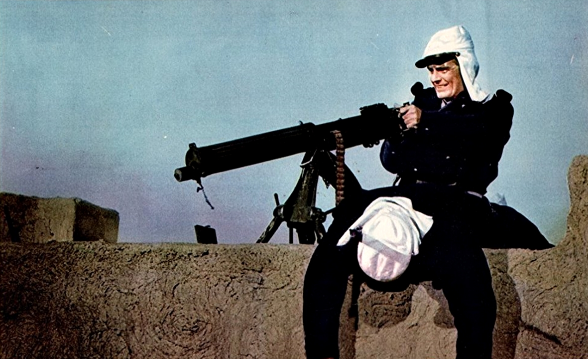 Classic War Movie : Beau Geste (1966)