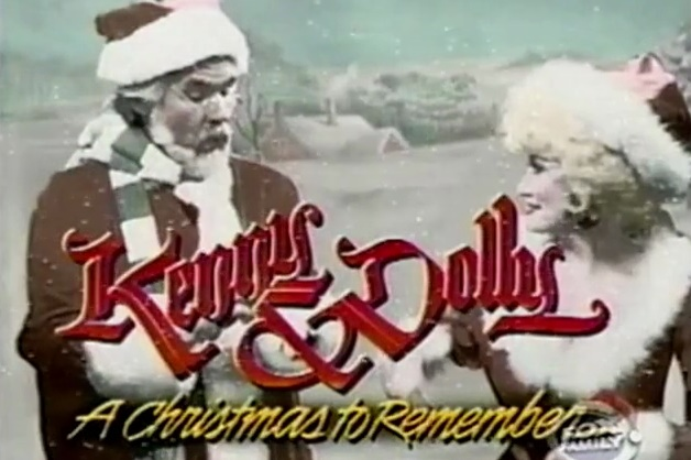 Kenny And Dolly Christmas.Kenny Dolly A Christmas To Remember 1984 Rarefilmm