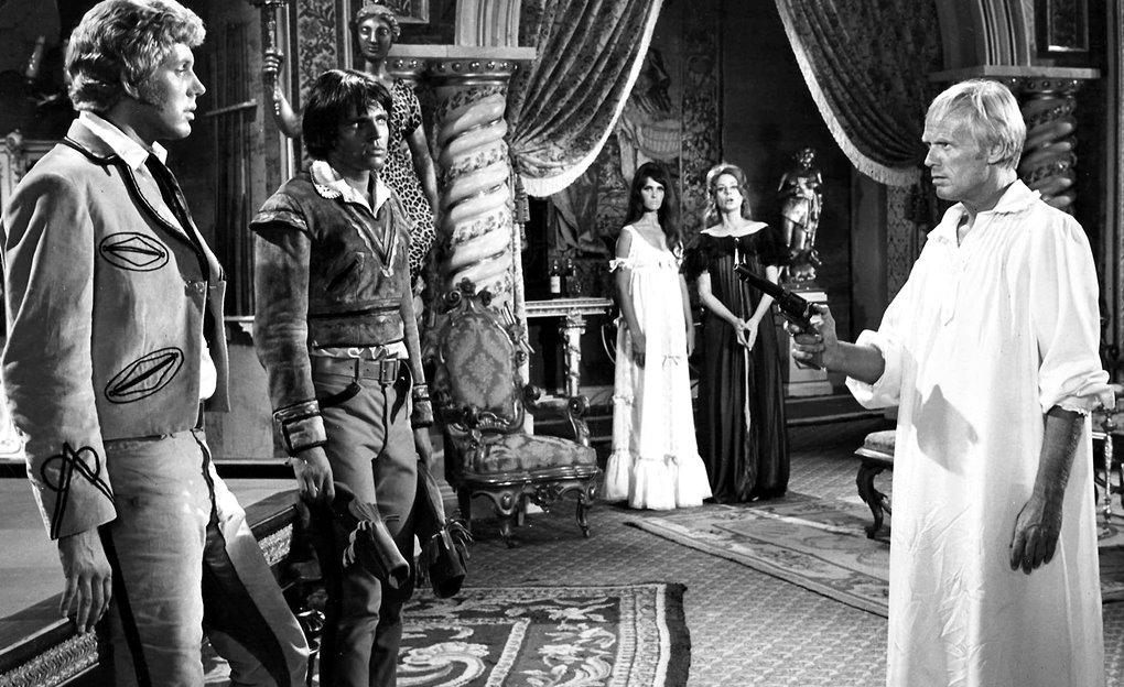 A Talent For Loving (1969) – Rarefilmm